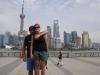 The Bund mit Blick auf Pudong