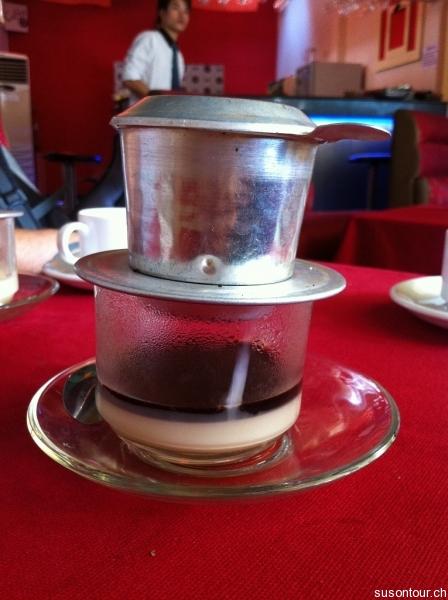 Vietnamesischer Kaffee - ein Traum