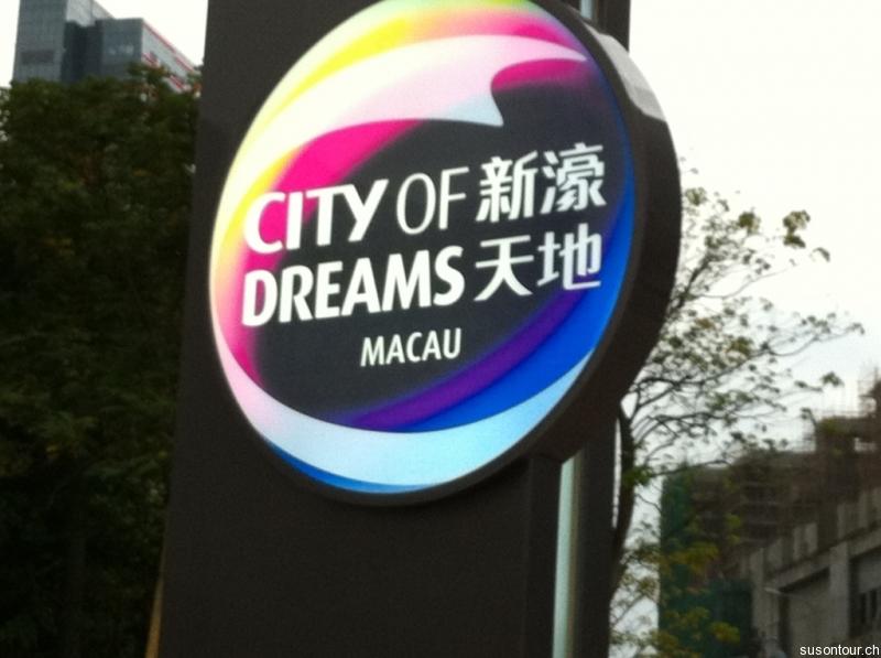 Macau - City of Dreams
