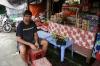 Zmorgekafi beim Central Market