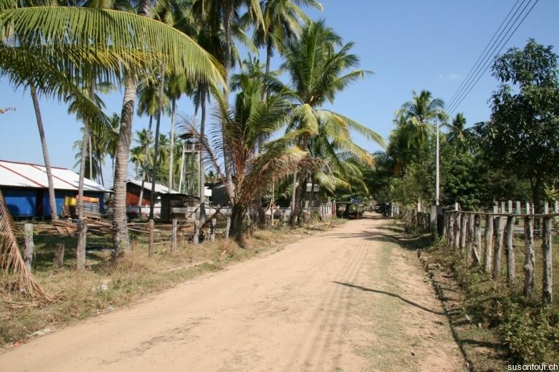 Hauptstrasse Don Khone