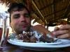 Yummie Schoko-Reispudding mit Kokosnuss