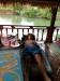 Silis Stammplatz in der Pai in Lao Bar