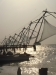 Chinesische Fischernetze