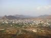 Aussicht vom Sivitri Tempel auf Pushkar