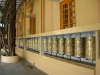 Gebetsmuehlen im Tsuglagkhang Komplex