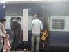 Zugfahrt Delhi - Agra