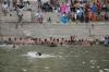 Schwimmunterricht im Ganges