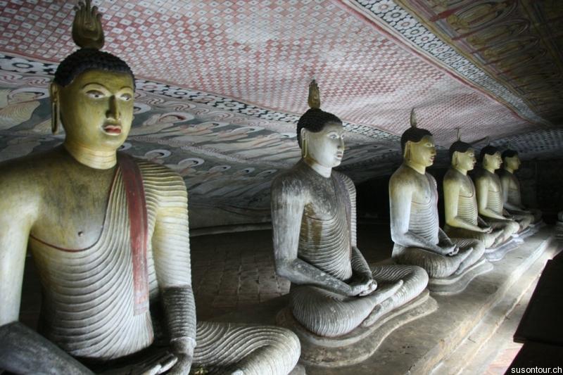 Buddha Caves