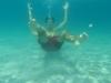 Fotosession im Wasser