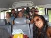 Fahrt mit Minibus von Kuala Besut nach Tanah Rata