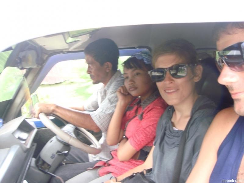 Fahrt Meulaboh - Singkil