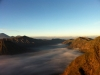 Sonnenaufgang beim Mt. Bromo