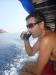Kaefeli auf dem Tauchboot
