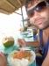 Mie Goreng am Balangan Beach