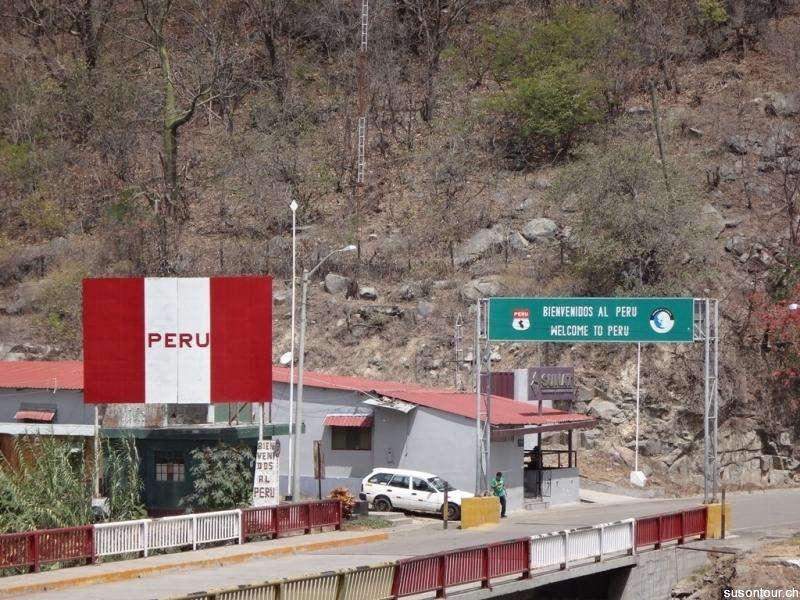Bienvenidos al Peru