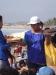 Strandsnackverkaeuferinnen