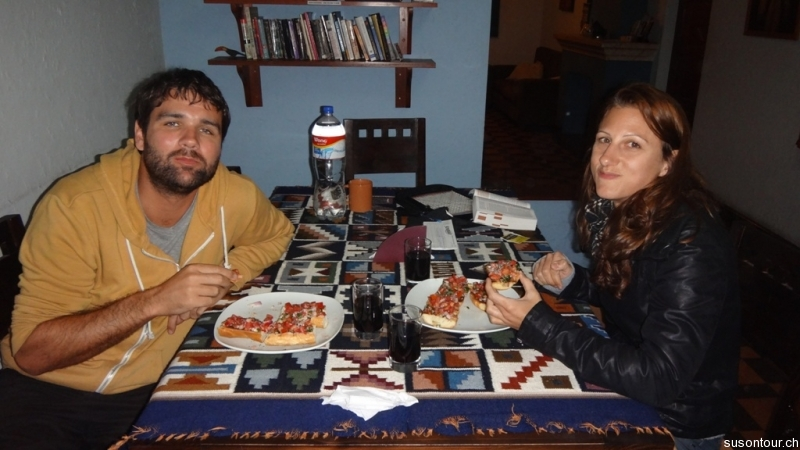 Znacht in Lima