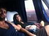 VIP Busfahrt nach Lima