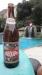 Erfrischendes Bier in der Oase Sangalle