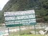 Bienvenidos a Machu Picchu Pueblo