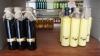 Degustation in Olivenoelfabrik