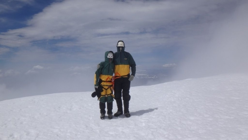 Trek Vulkan Villarrica