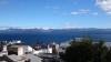 Sicht aus unserem Hostelzimmer