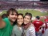 Fussballspiel River Plate - Olimpio