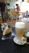 Kafi im Cafe Inn