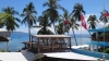 Dachterrassen Lounge Sabang Inn Beach Resort
