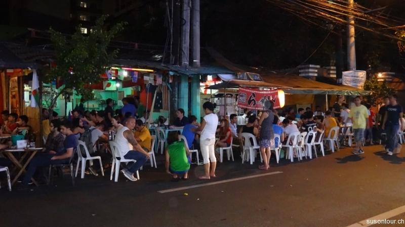 Strassenfood Manila